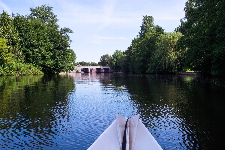 die Hasenbergbrücke